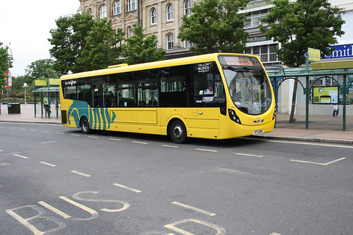 Yellow Buses 860 HF14BWN