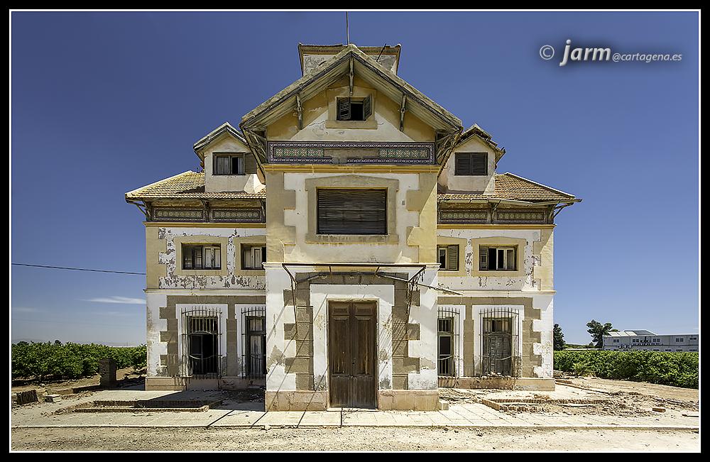 Molinos de viento y arquitectura del campo de cartagena - Arquitectura cartagena ...