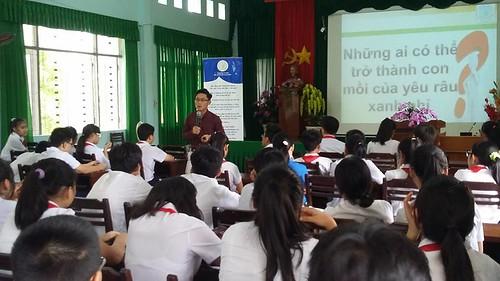 A seminar in Vung Tau