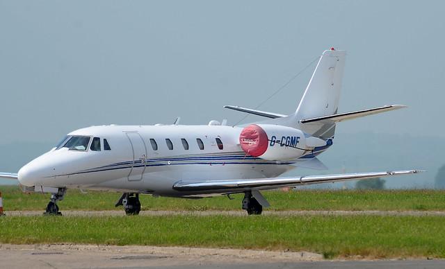 C560 G-CGMF Cardiff 070616