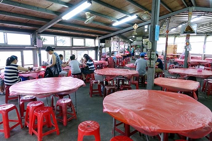 5 陽明山 青菜園 野菜餐廳 繡球花
