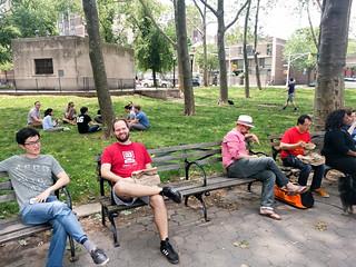 HFA in the park