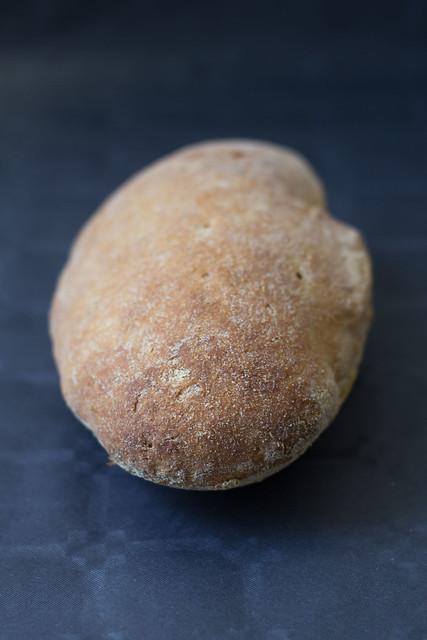 pane senza glutine con farina AmoEssere 5400