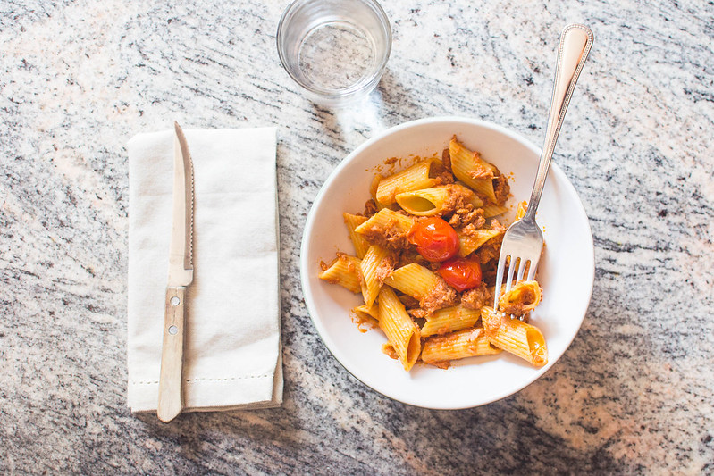 How To Cook Pasta Like An Italian #2