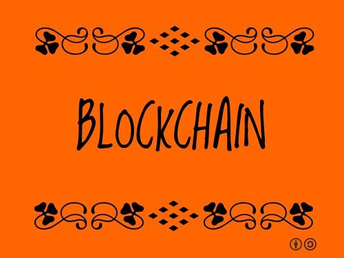 Buzzword Bingo: Blockchain