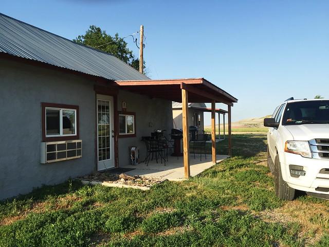 Orama Cowboy Cabin at Circle View 20160617