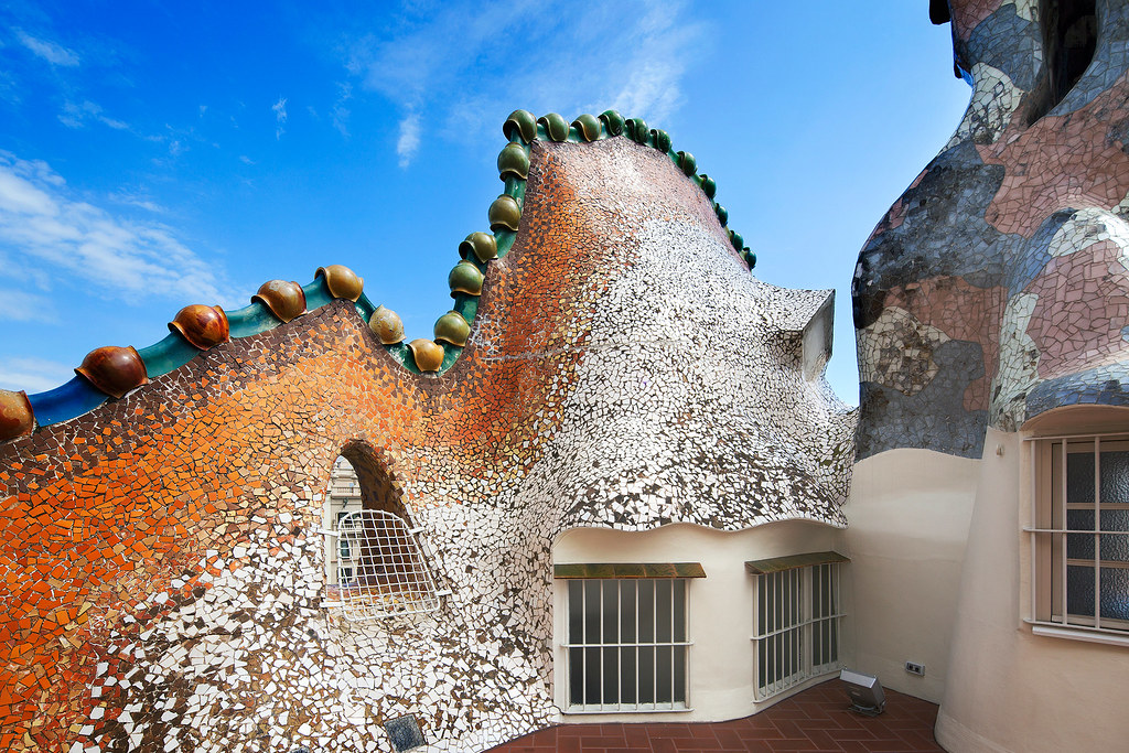 Casa Batlló | Barcelona, Spain | Antoni Gaudi