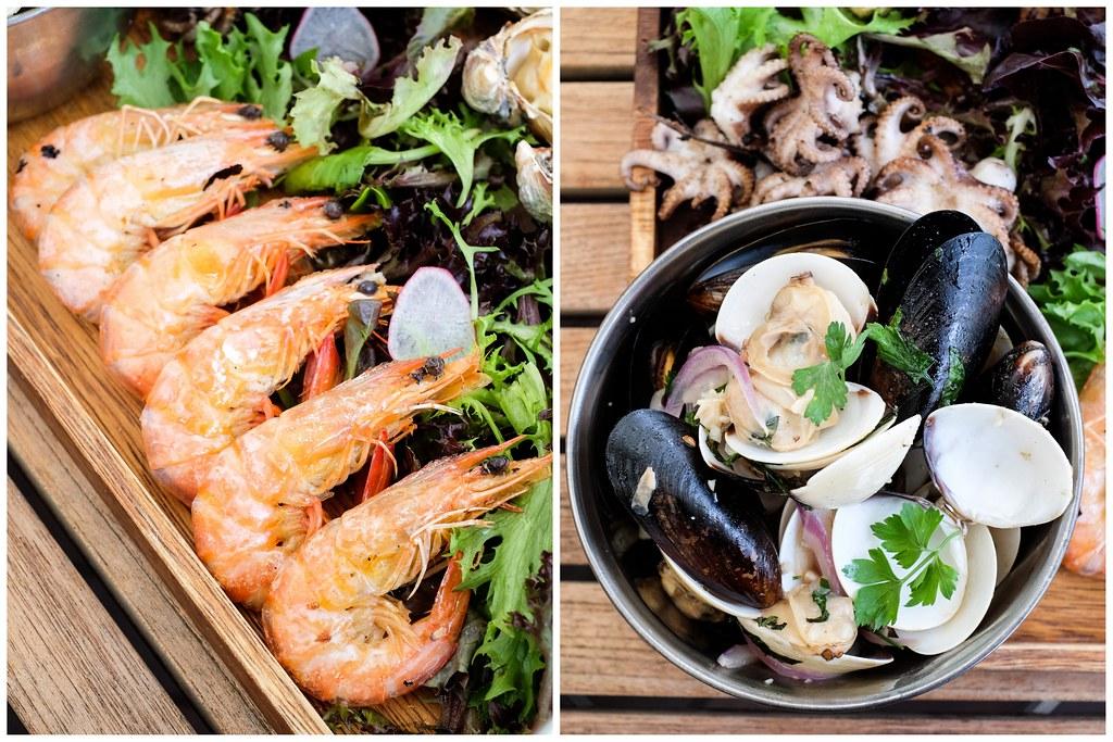 Clarke Quay: Fremantle Seafood Restaurant