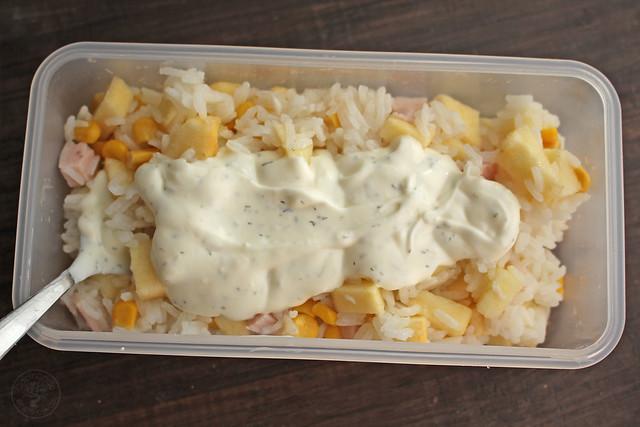 Ensalada de pechuga de pavo, manzana, maíz y yogur www.cocinandoentreolivos.com (11)