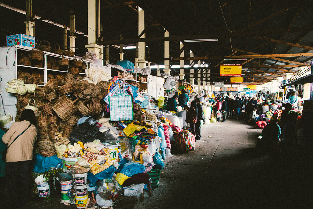 Mercado Pedro