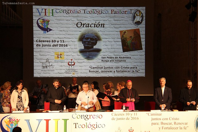 VIII Congreso Teológico Pastoral Inauguración