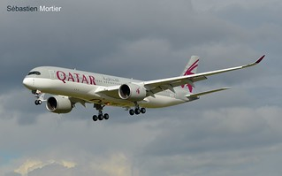 A.350-900 QATAR AIRWAYS F-WZGB 033 TO A7-ALK 30 05 16 TLS