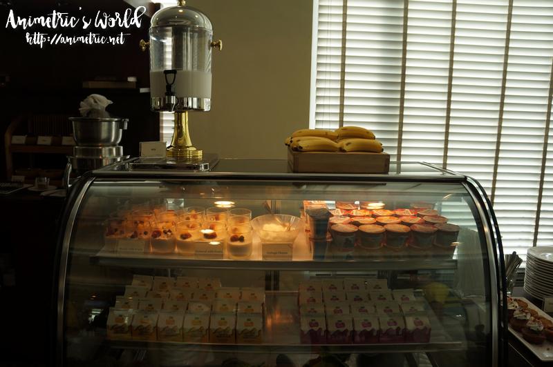 Ascott Makati Breakfast Buffet