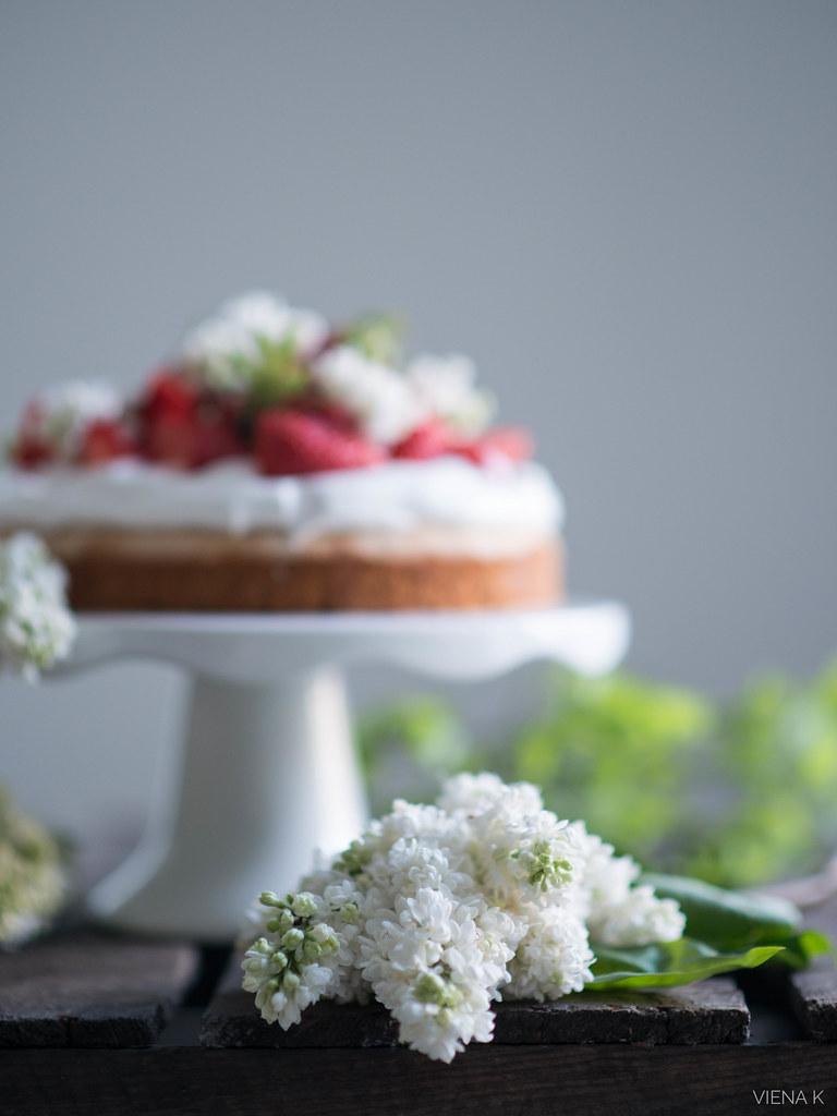 vegaaninen kakku
