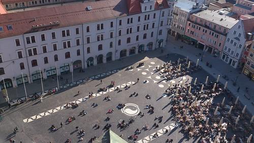Rathausplatz Augsburg 2016-05-05 17.36.20