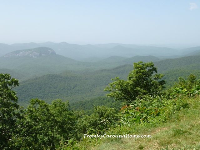 Driving the Blue Ridge Parkway ~ From My Carolina Home