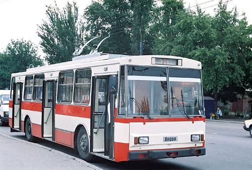 З Північного до мототреку тролейбуси поїдуть у серпні