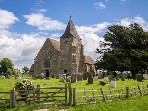 St. Clement Church, Old Romney, Kent