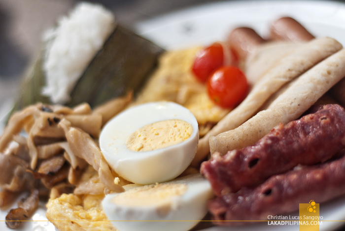 E&O Hotel Penang Victory Annexe Breakfast Buffet