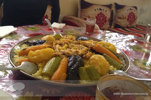 marrakech onde comer