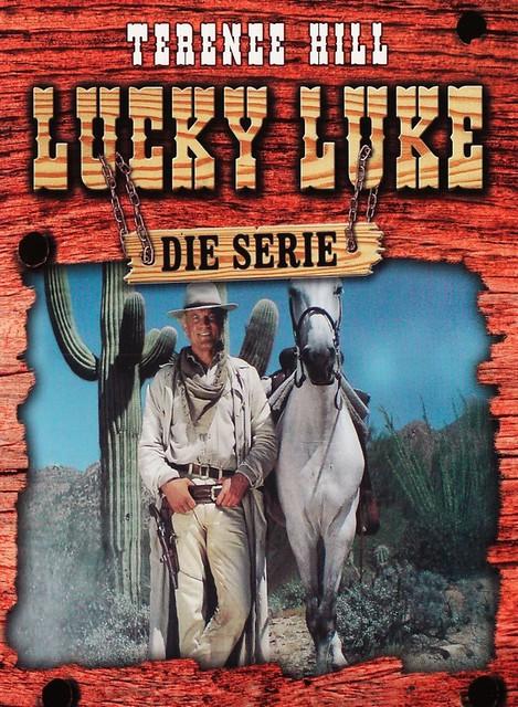 (1992) Lucky Luke Serie