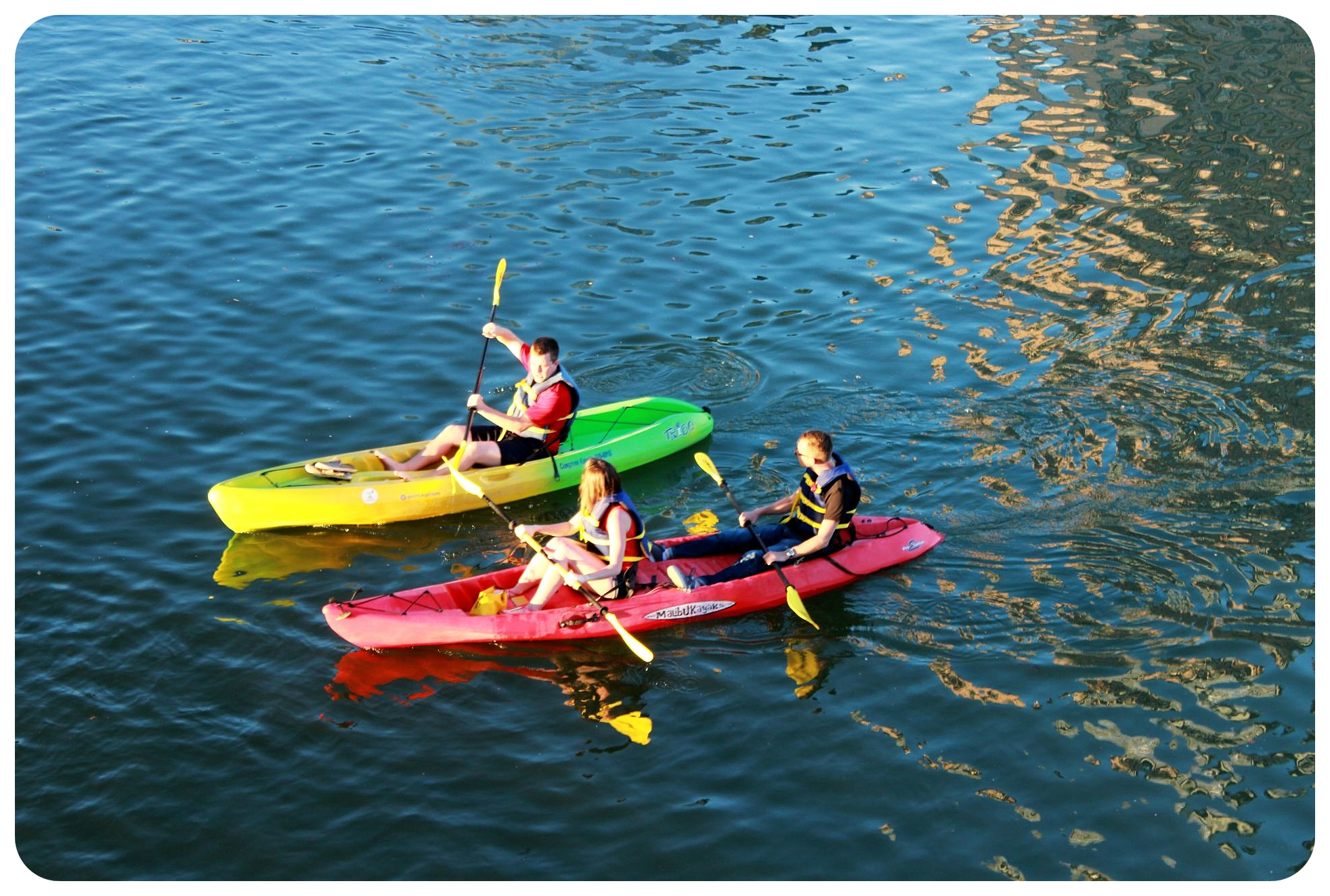 austin kayakers