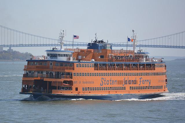 Guy V Molinari ferry