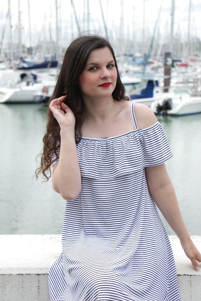 romantic_sailor_robe_bardot_epaules_denudees_blog_mode_la_rochelle_10