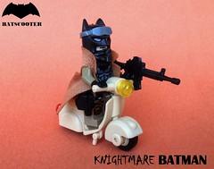 Knightmare Batman (Action Shot)