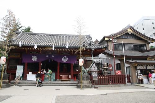 Asakusa Shrine 2016