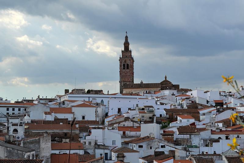 Jerez de los Caballeros, torre de San Bartolomé