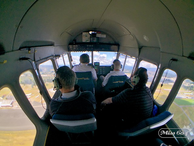 Goodyear Blimp Ride