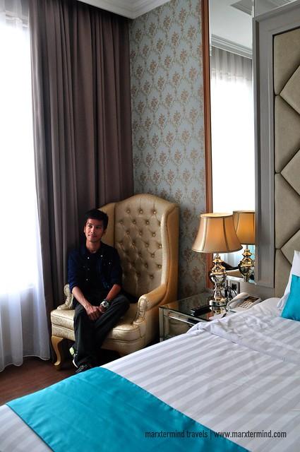 marxtermind at Park View Hotel Bandung
