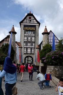 Trip to Colmar Tropicale, Bukit Tinggi