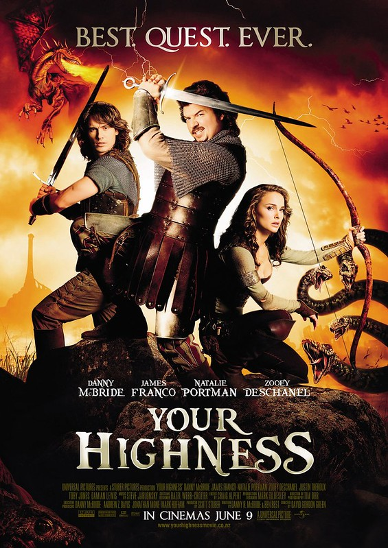 Your Highness - Poster 5