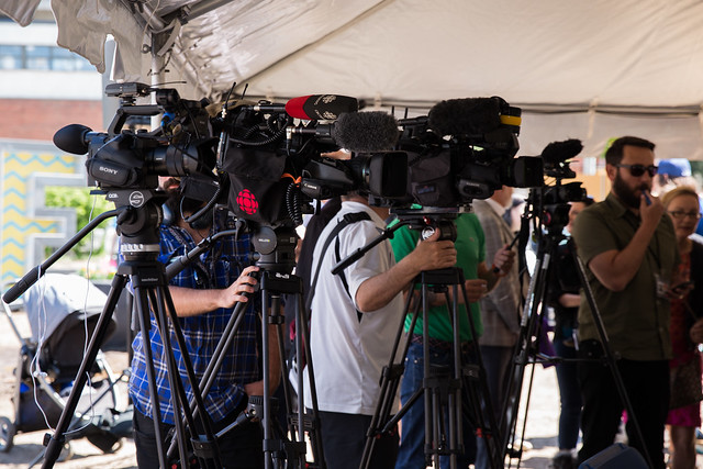 Cameras Ready