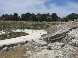 Siracusa Roman Amphitheatre