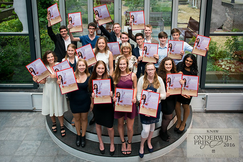 KNAW Onderwijsprijs 2016