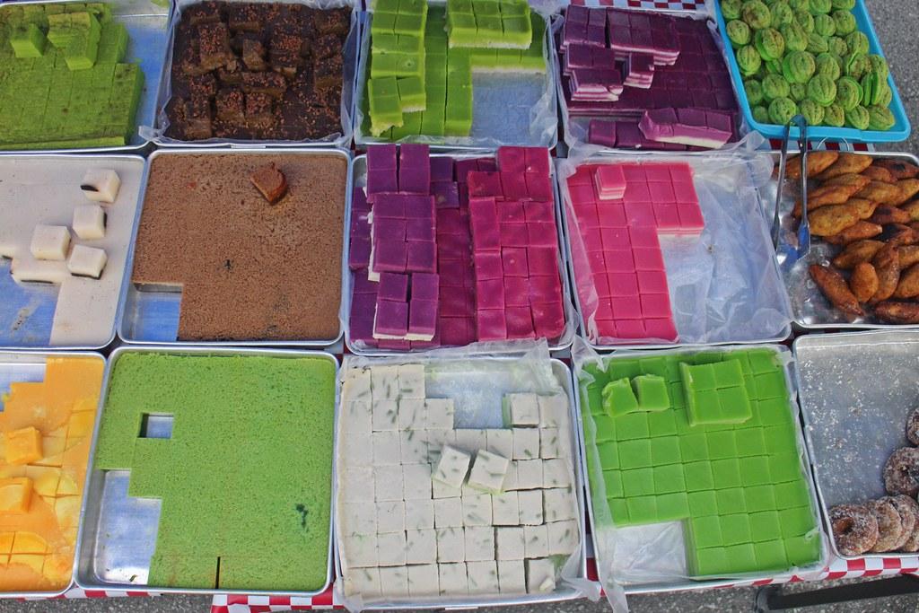 Ramadhan Bazaar: Agar Agar