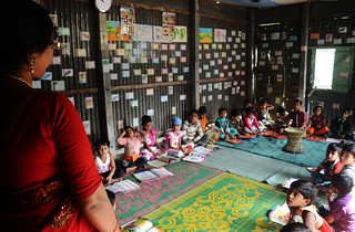 Education is the ticket | by undp.bangladesh