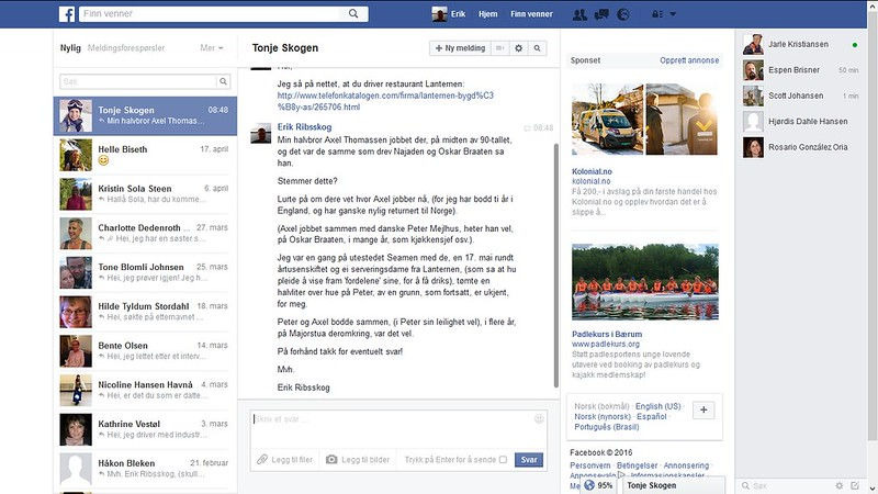 facebook mer om lanternen