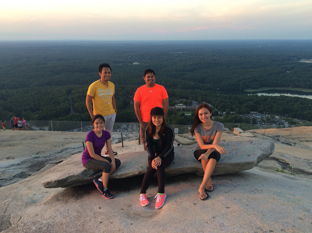 NCR Friends at Stone Mountain - Copyright Travelosio