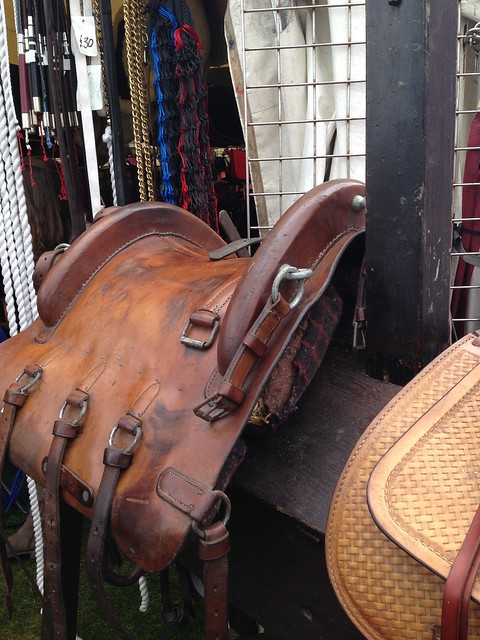 Highland Stalking Saddle