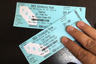 The New Filipino Cinema - Tickets