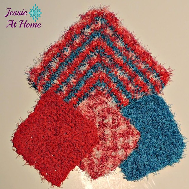 Angled-Scrbby-Washcloth-free-crochet-pattern-by-Jessie-At-Home-4