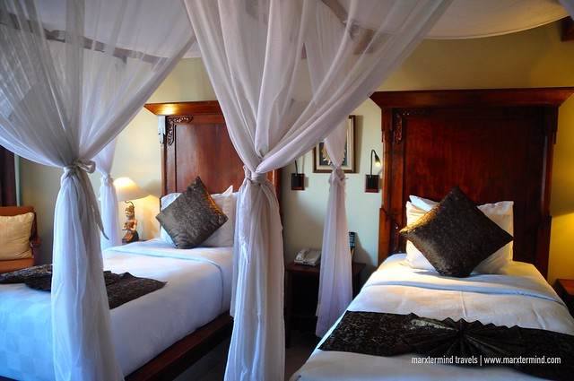 Our Executive Deluxe Room at Ramayana Resort & Spa