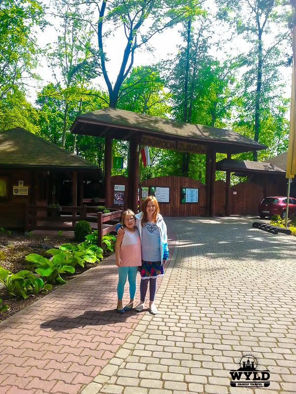 Zagroda Zubrow-Bison Park, Poland