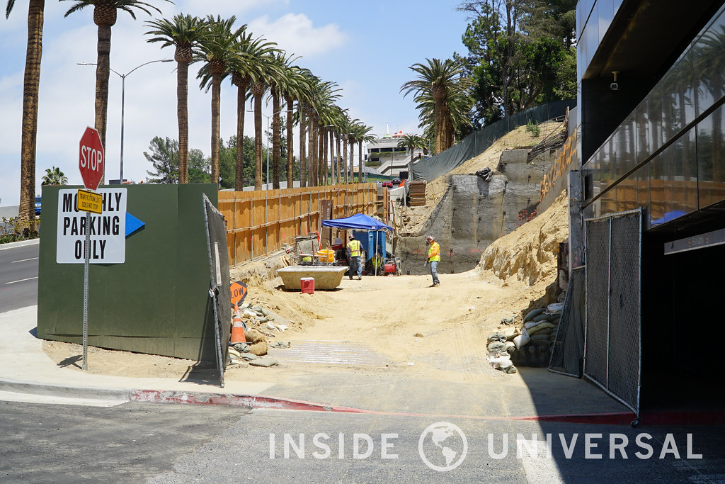 Phot Update: June 13, 2016 at Universal Studios Hollywood - Universal Hollywood Drive