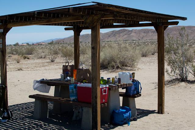borrego palms campground, anza borrego