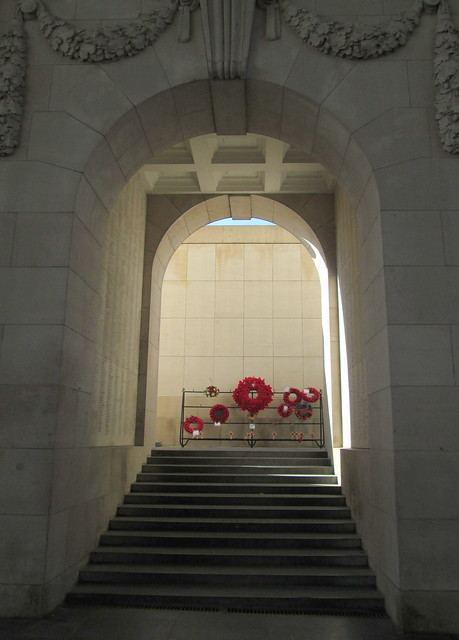 Menin Gate Wreath Holders